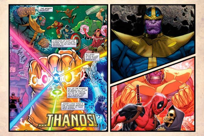 Curiosidades sobre Thanos Marvel