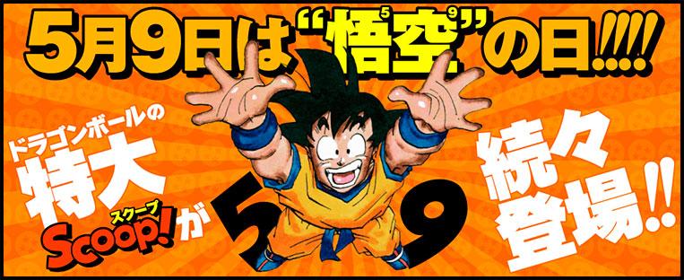 5 de maio, dia do Goku no Japão