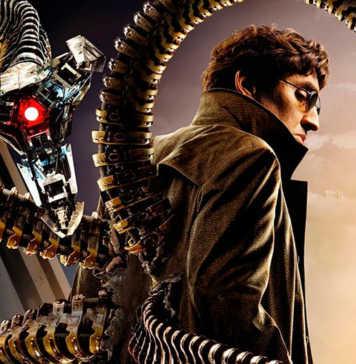 Doutor Octopus (Alfred Molina) Homem-Aranha 2 (2004)