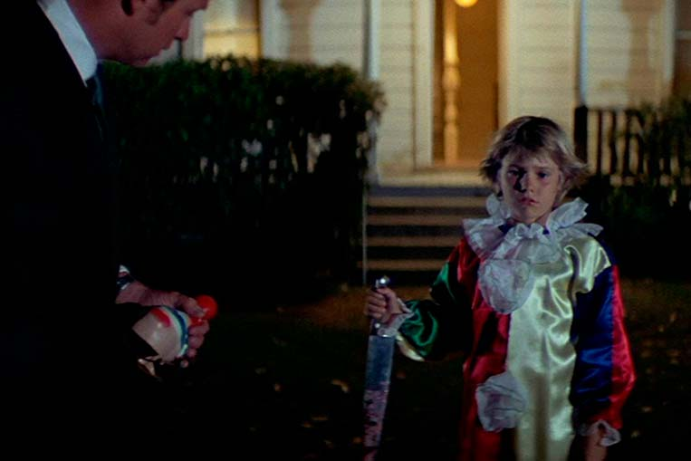 George O'Hanlon Jr. e Will Sandin em Halloween (1978)