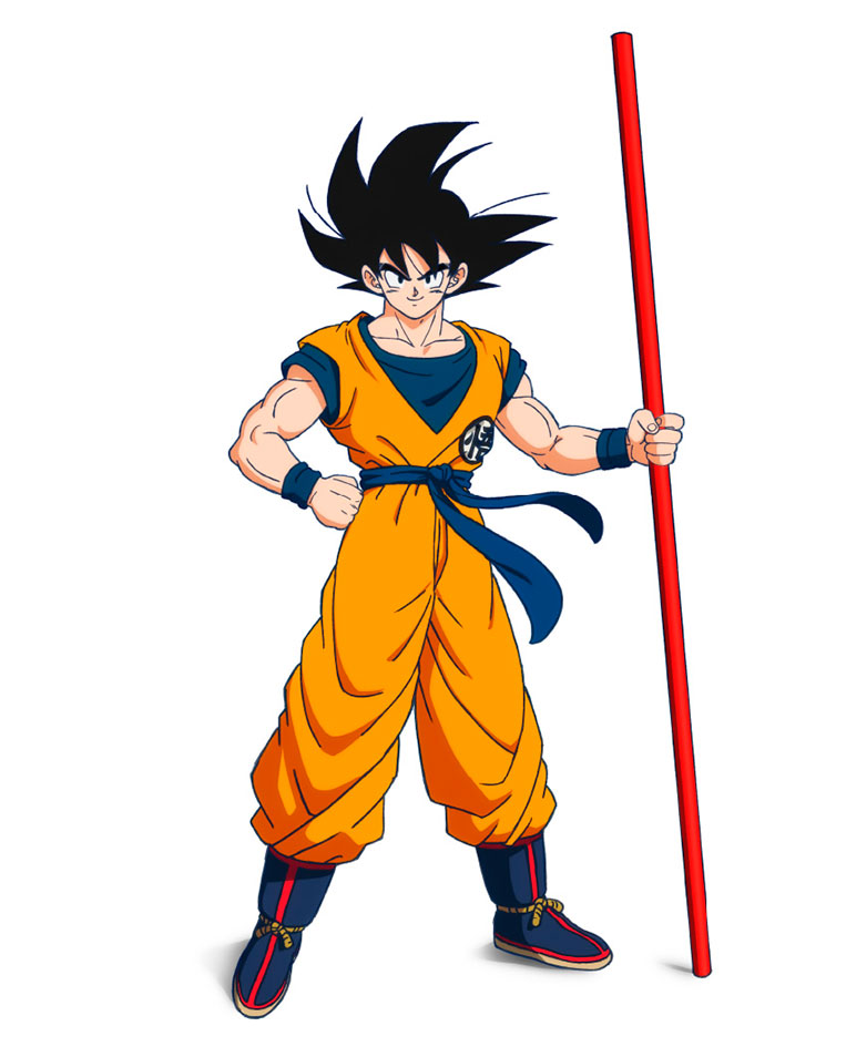 Goku 20th filme de Dragon Ball