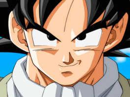 Goku Dragon Ball Super ep. 1