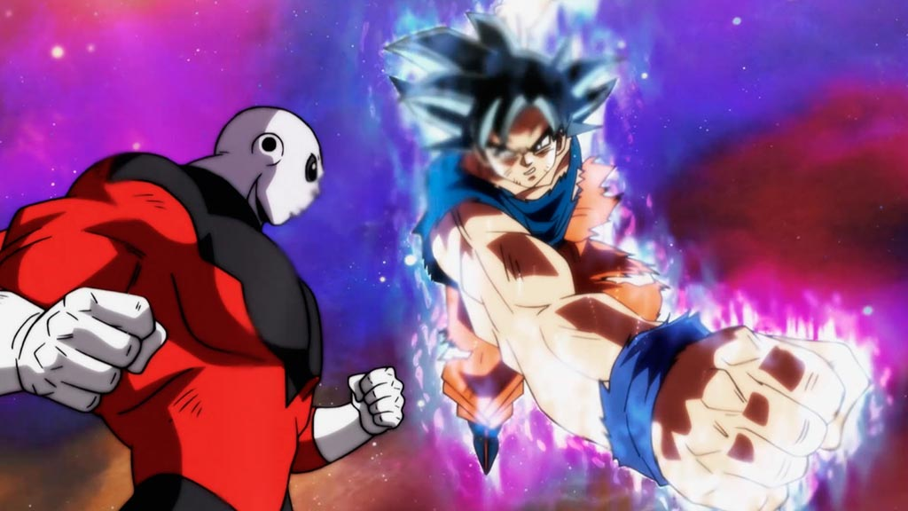 Goku Instinto Superior vs Jiren Torneio do Poder ep. 129