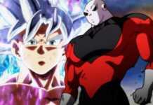 Goku Instinto Superior completo e Jiren Torneio do Poder episódio 129