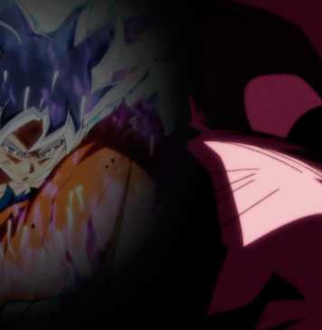 Goku x Jiren Torneio do Poder episódio 130