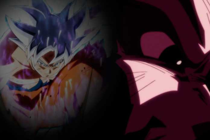 Goku x Jiren Torneio do Poder episódio 130