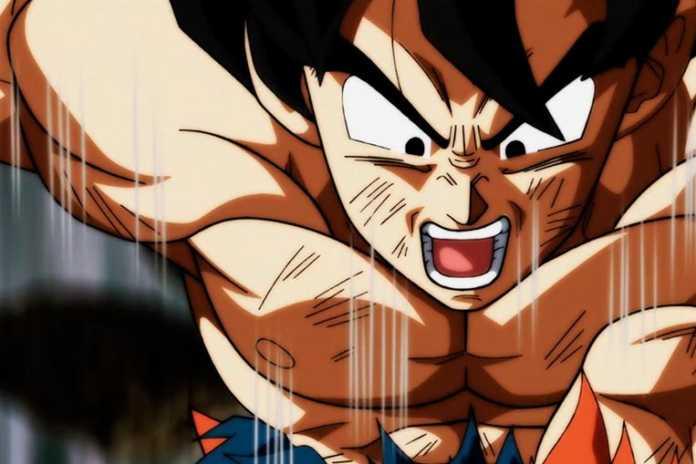 Goku preview ep. 131 Dragon Ball Super