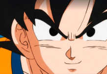 Goku trailer de Dragon Ball Super o filme
