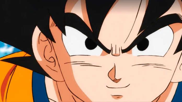 Goku trailer de Dragon Ball Super o filme
