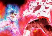 Goku vs Jiren - prévia do episódio 130 de Dragon Ball Super