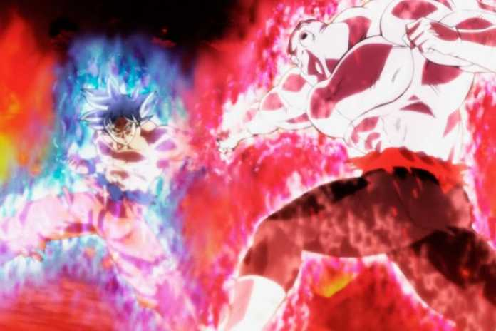 Goku vs Jiren - prévia do episódio 130 de Dragon Ball Super