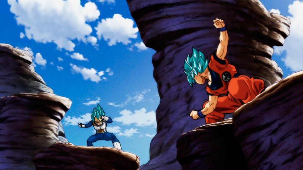 Goku X Vegeta Dragon Ball Super ep. 131