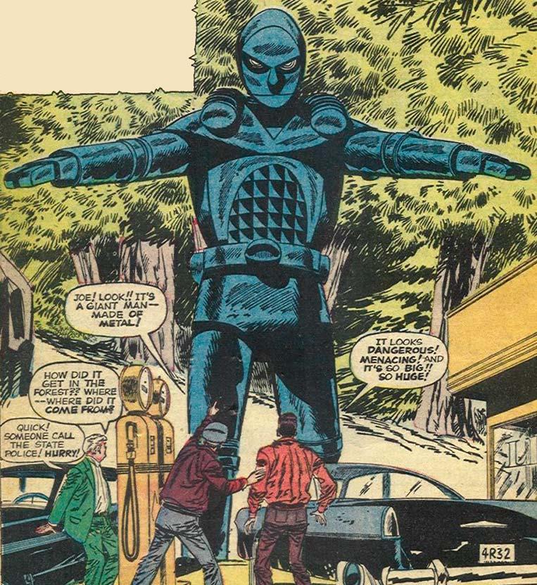Albert Poole, Hulk, Strange Tales Vol. 1 #75