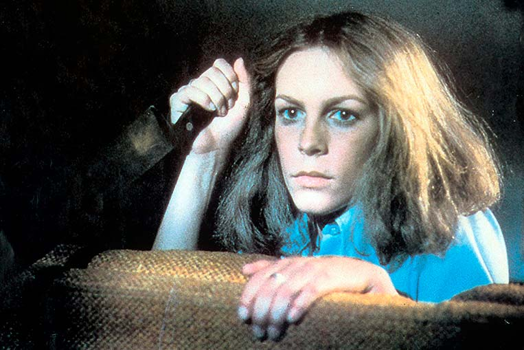 Jamie Lee Curtis Halloween (1978)