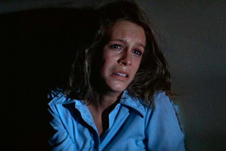 Laurie Strode (Jamie Lee Curtis) Halloween (1978)