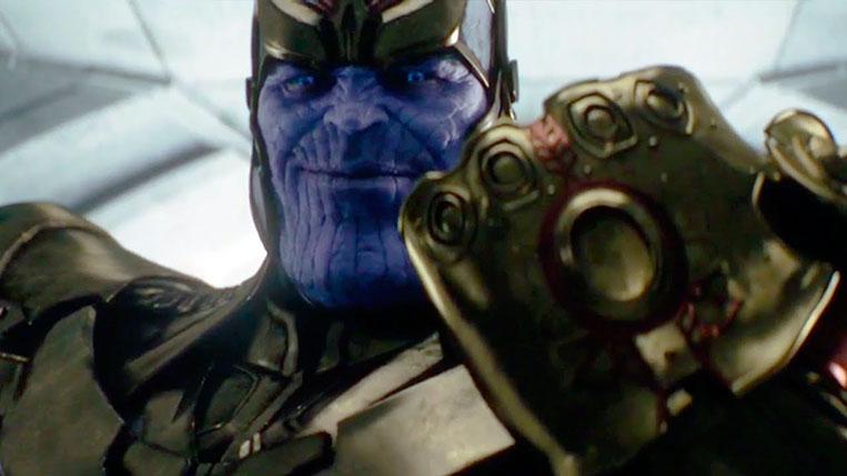 Thanos (Josh Brolin) em Vingadores: Era Ultron (2015)