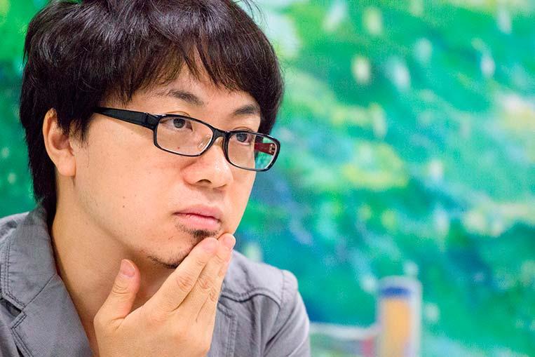 Makoto Shinkai, diretor de Kimi no Na wa