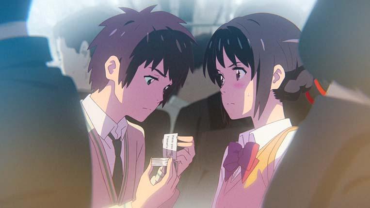 Mitsuha e Taki - Kimi no Na wa