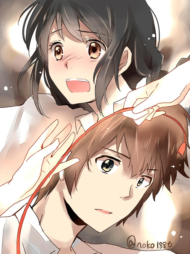 Mitsuha e Taki Kimi no Na wa 22