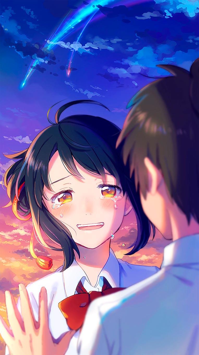 Mitsuha e Taki Kimi no Na wa 18