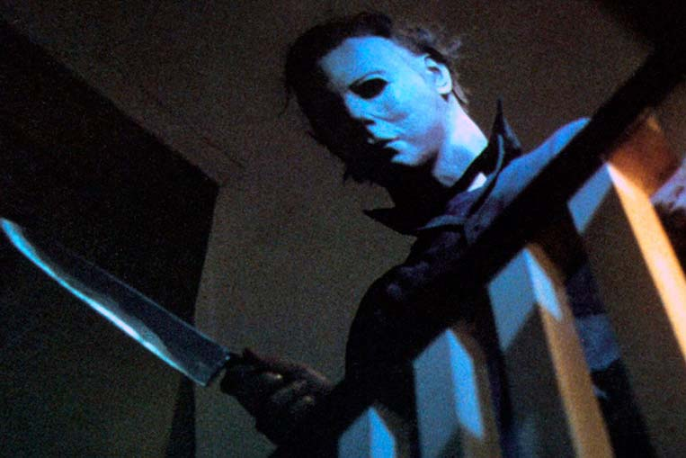 Michael Myers (Nick Castle) em Halloween (1978)