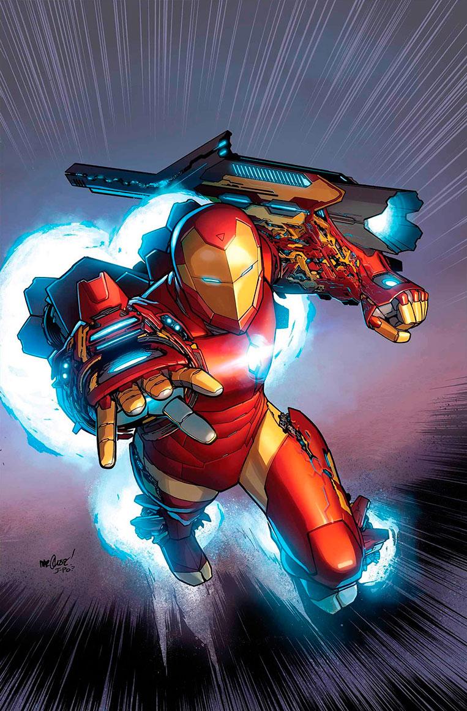 Poderes e habilidades do Homem de Ferro
