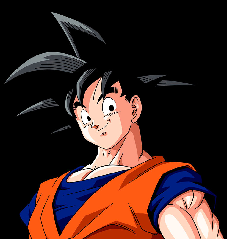 Oi, eu sou Goku!