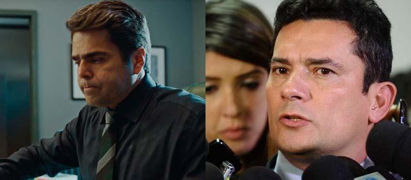Paulo Rigo (Otto Jr.) é inspirado no Juiz Sérgio Moro - O Mecanismo
