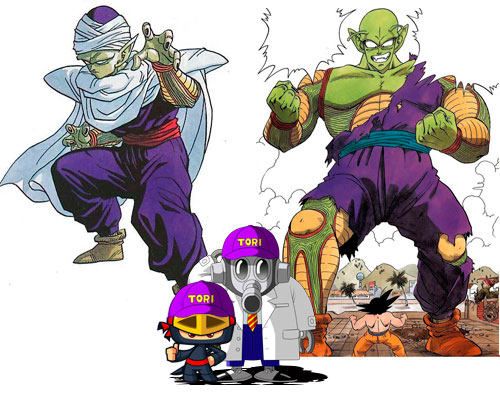 Piccolo é o personagem favorito de Akira Toriyama