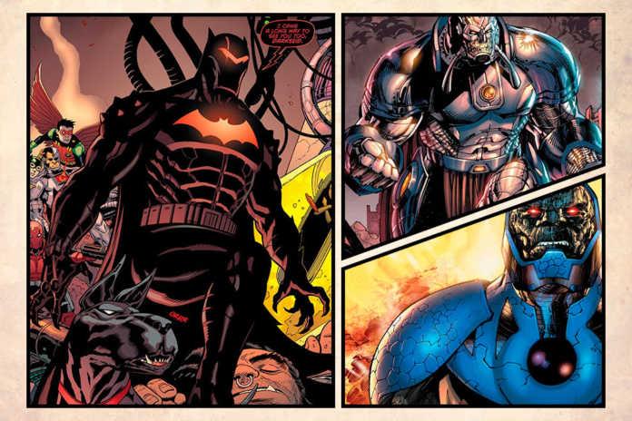 Personagens DC Comics que podem derrotar Thanos