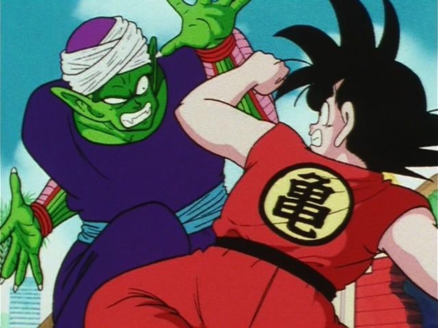 Piccolo X Goku 23° Torneio de Artes Marciais