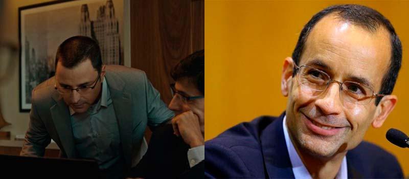 Ricardo Brecht (Emílio Orciollo Netto) é inspirado em Marcelo Odebrecht - O Mecanismo