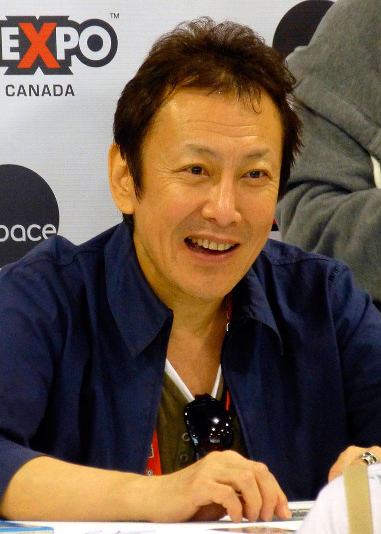 Ryo Horikawa, dublador do Vegeta