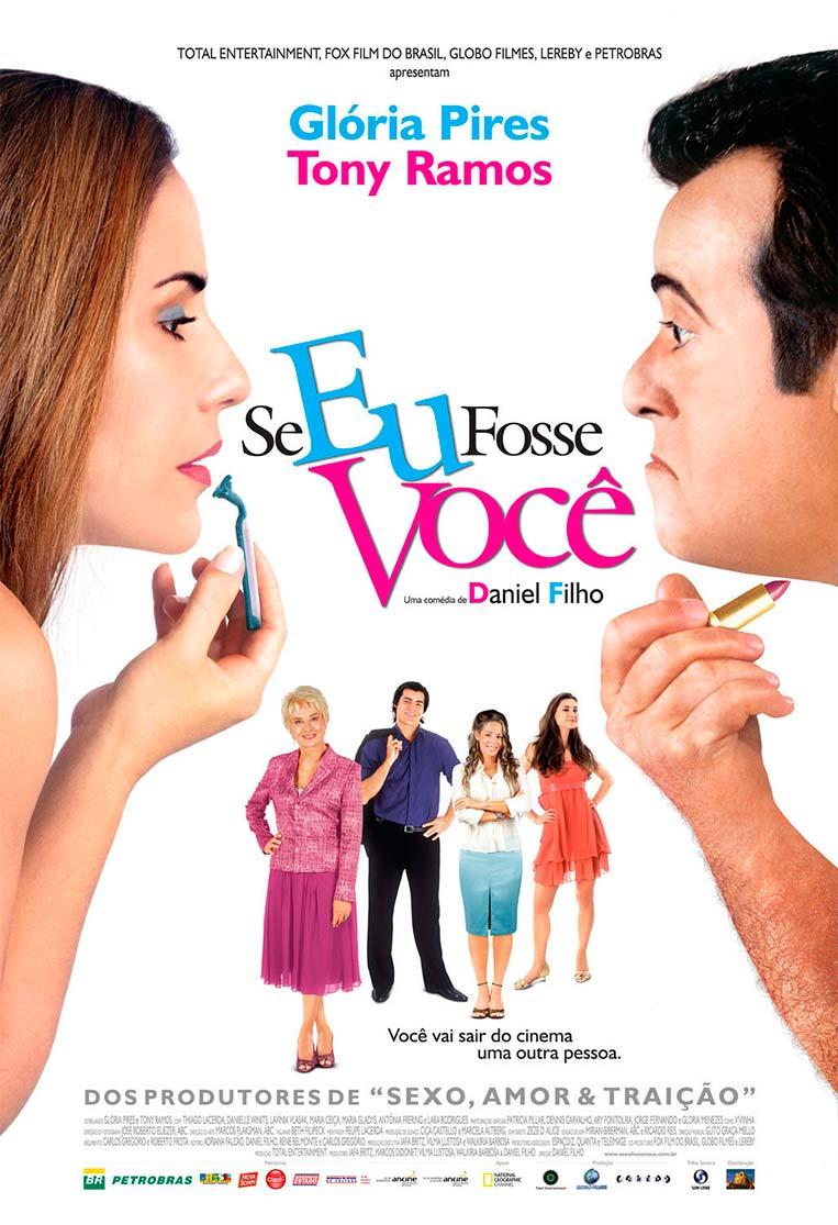 Poster Se Eu Fosse Você (2006)