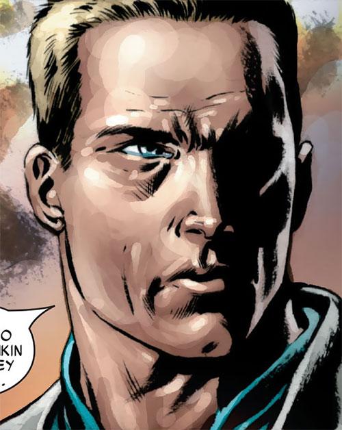 Steven Grant Rogers
