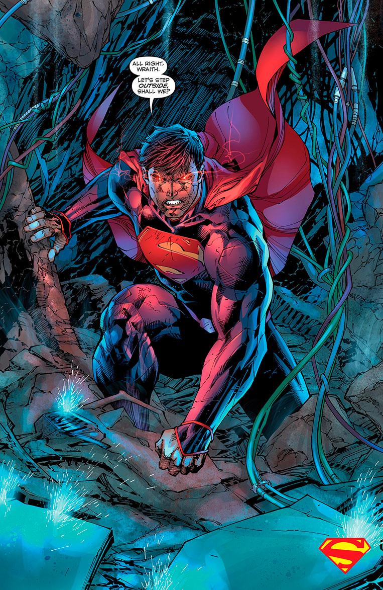 Superman Prime (Um Milhão) DC Comics
