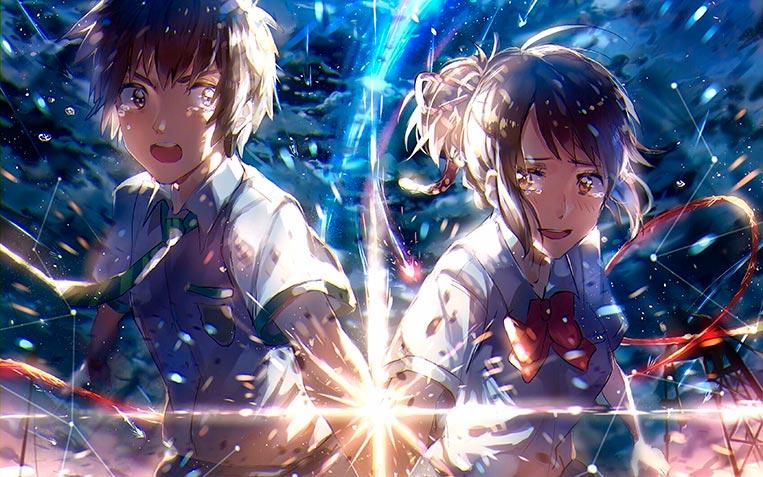Taki e Mitsuha Kimi no Na wa 30