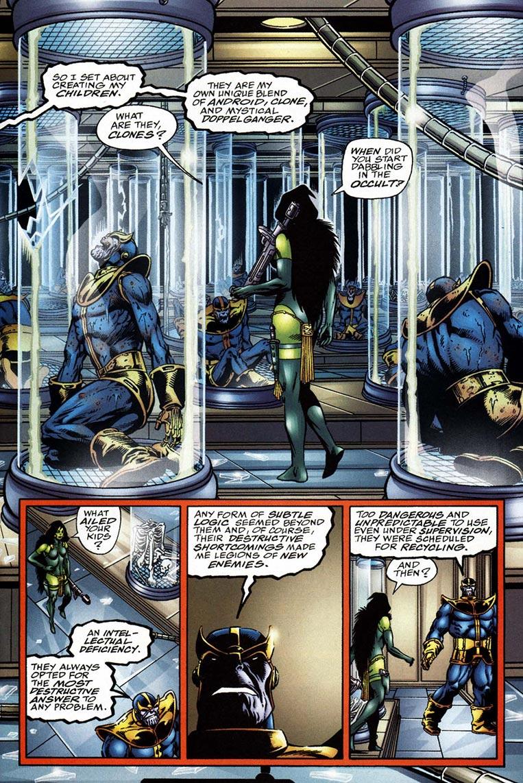 Thanos Clones