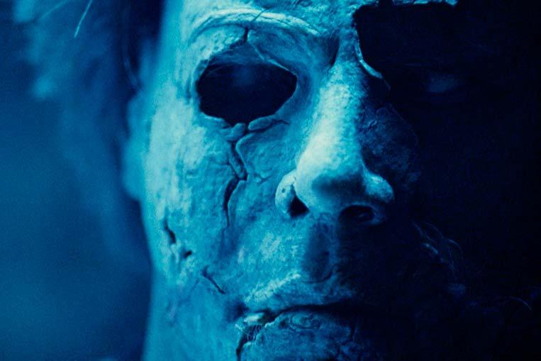 Tyler Mane em Halloween II (2009)