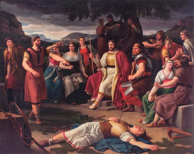 A morte de Balder