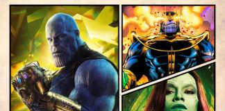 Diferenças entre Thanos de Vingadores: Guerra Infinita e o dos quadrinhos