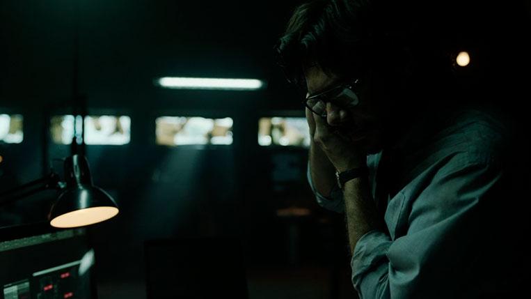 El Profesor último episódio de La Casa de Papel