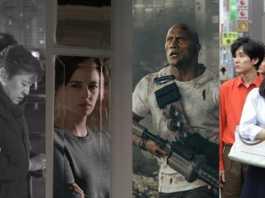 Estreias nos cinemas brasileiros 12 de abril de 2018