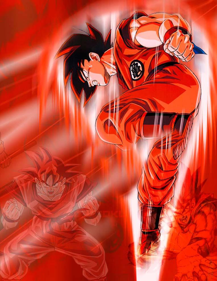 Goku Kaioken