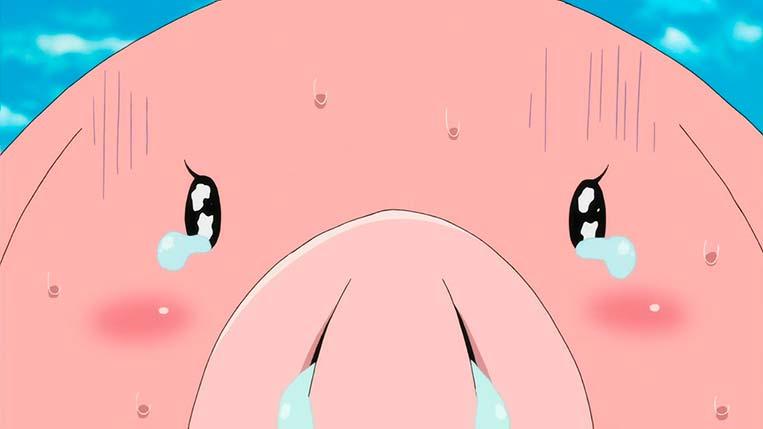 Meliodas ama carne de porco