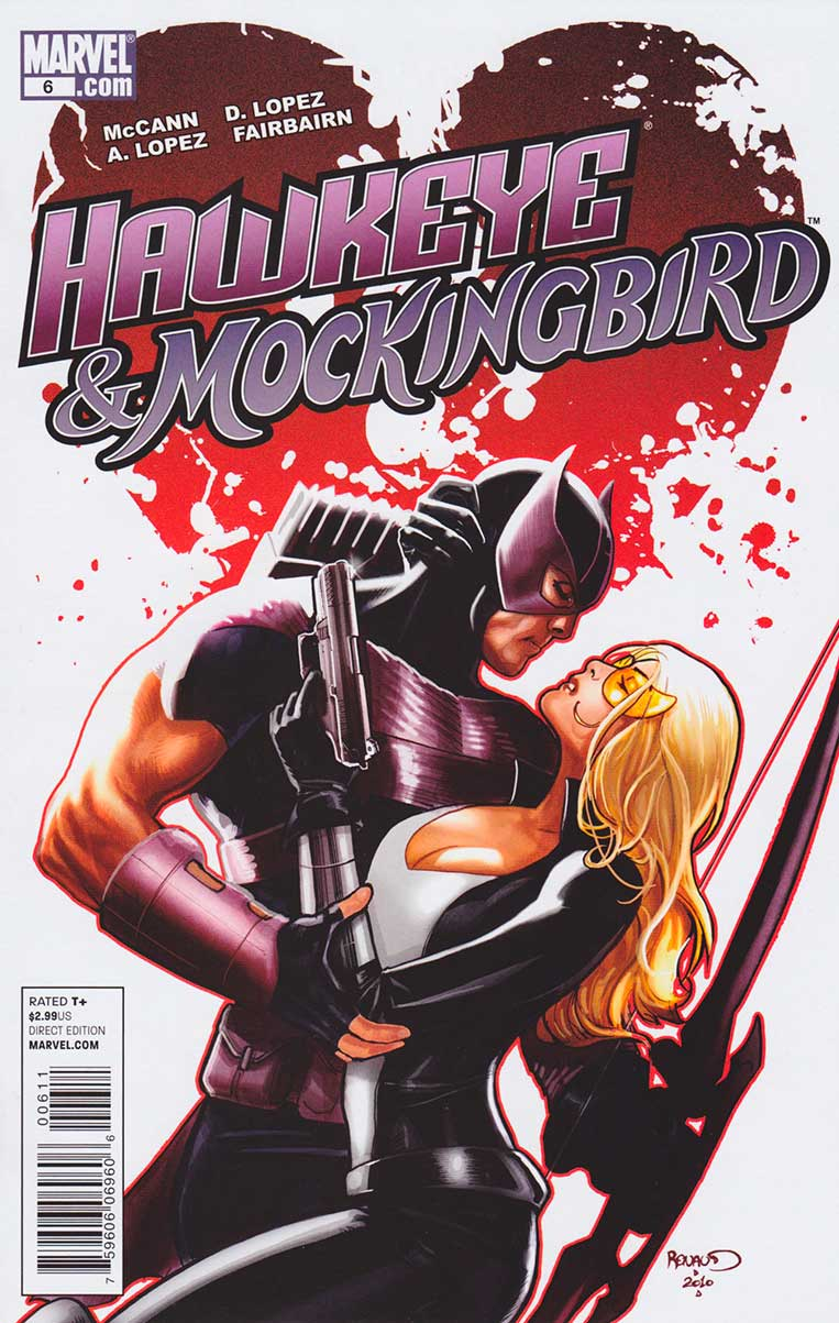 Hawkeye and Mockingbird Vol. 1 #1