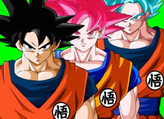 Imagens do Goku Dragon Ball