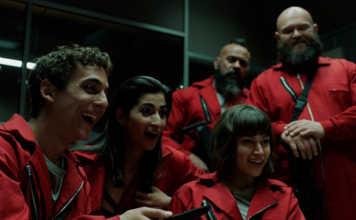 Parte 3 de La Casa de Papel é confirmada pela Netflix