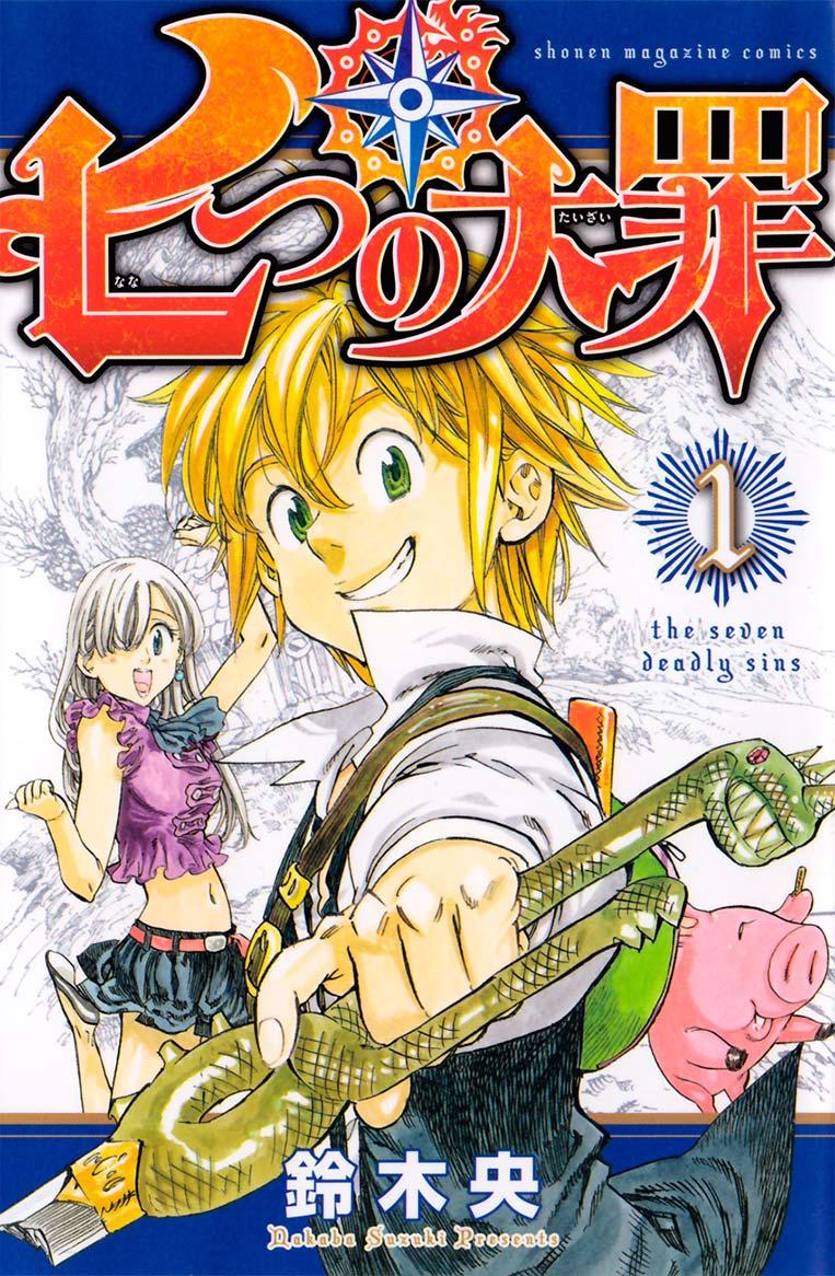Nanatsu no Taizai Vol. 1