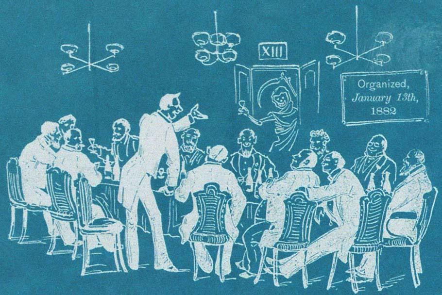 O Clube dos Treze